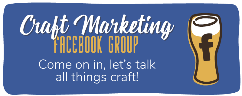 Brewery Marketing Facebook Group